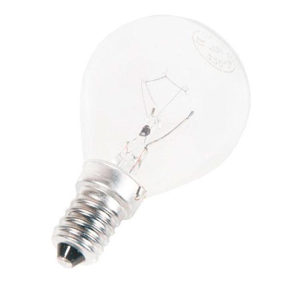 Термостойкая лампа духового шкафа E14, 40W, 300°С - 33CU503