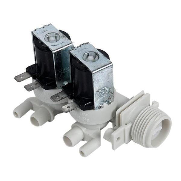 Клапан электромагнитный для стиральной машины 1 Х 180 D=10,5мм 90422130