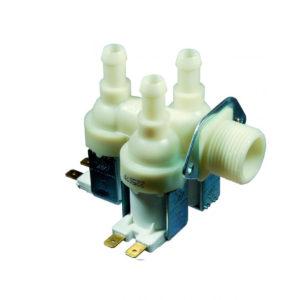 Клапан электромагнитный для стиральной машины - 3Wx90 - 481981729328