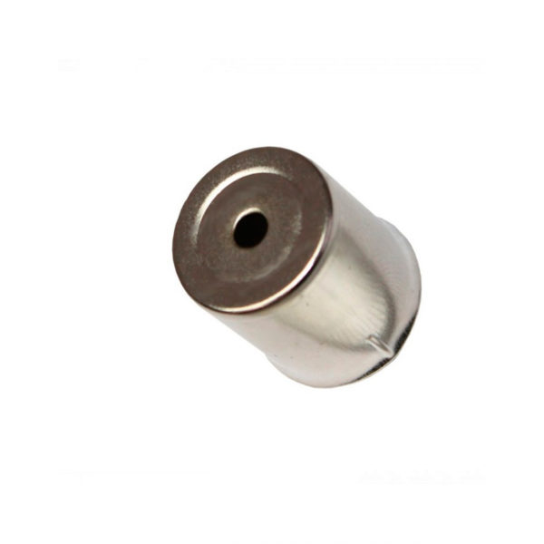 Колпачок СВЧ магнетрона LG, D=15/13mm (круглое отверстие) - KMG002