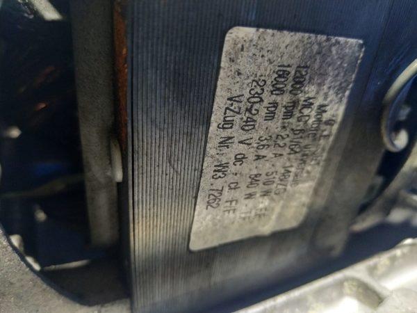 Двигатель (мотор) Б/У для стиральной машины Kuppersbusch арт.MCC61/64-148ZG