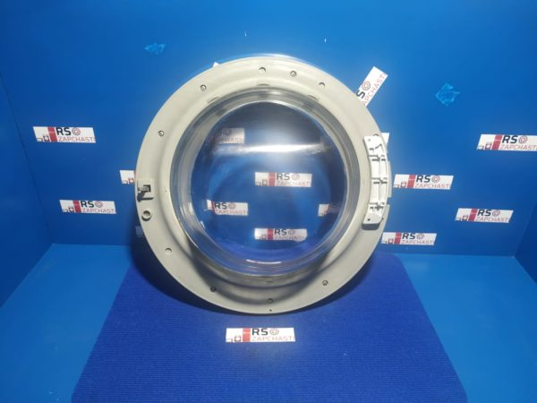 Люк Б/У для стиральной машины Samsung WF602U2BKWQ
