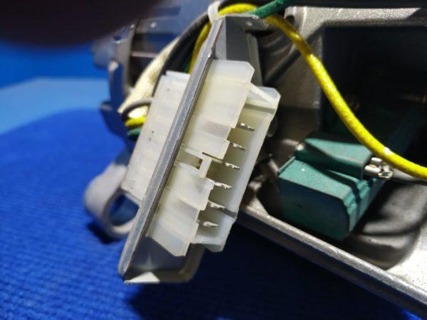 Двигатель (мотор) Б/У для стиральной машины Hansa PG5012B712 арт.20584520.1