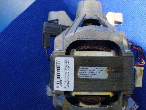 Двигатель (мотор) Б/У для стиральной машины Атлант 50С101 арт.20110708-0118