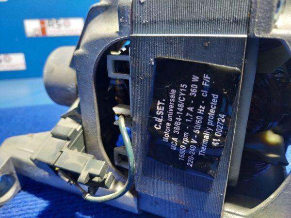 Двигатель (мотор) Б/У для стиральной машины Candy CDB11580 41019018