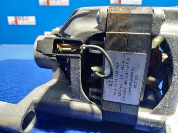 Двигатель (мотор) Б/У для стиральной машины Whirlpool AWG6234 арт.30027193