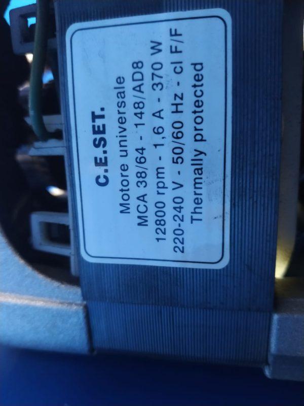 Двигатель (мотор) Б/У для стиральной машины Indesit W84TXEX C00064552