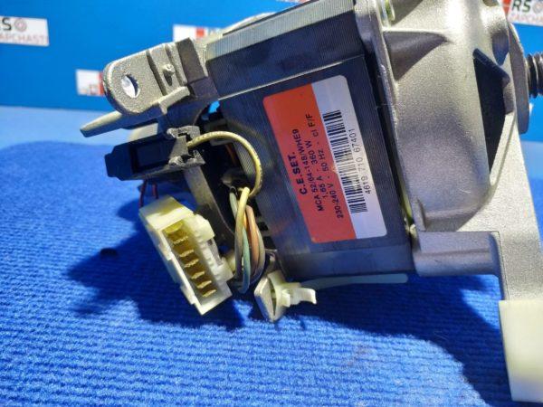 Двигатель (мотор) Б/У для стиральной машины Whirlpool AWM8105 арт.MCA52/64-148/WHE9 C00314675