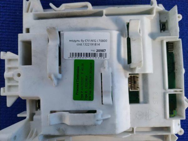 Модуль Б/У для стиральной машины AEG L70800 cod.1322191814