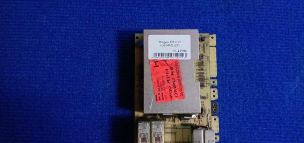 Модуль Б/У для стиральной машины Ardo cod.546021201