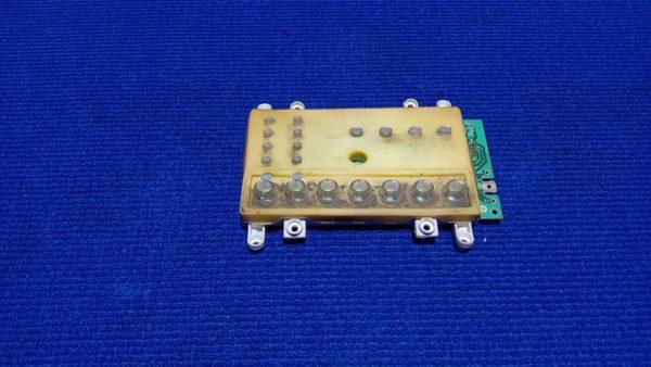 Плата индикации Б/У для стиральной машины Ardo TL105S cod.502051301