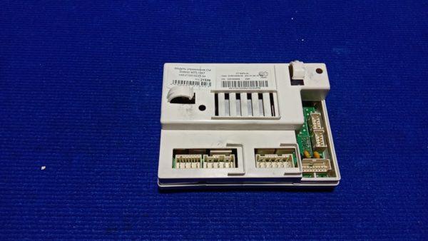 Модуль управления Б/У для стиральной машины Indesit WITL1067 cod.215010229.04