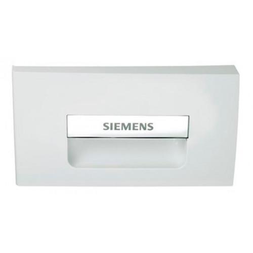 Ручка, панель дозатора моющих средств для стиральной машины Siemens 648057