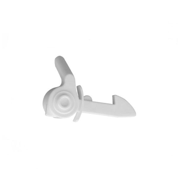 Крючок, защелка дверцы люка для стиральной машины Bosch, Siemens 627610