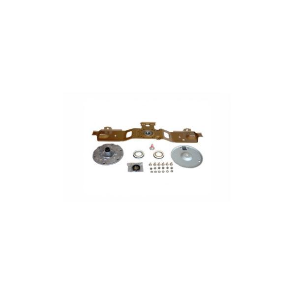 Суппорт (опора, фланец, траверса) с подшипником для стиральной машины Bosch, Siemens 680351