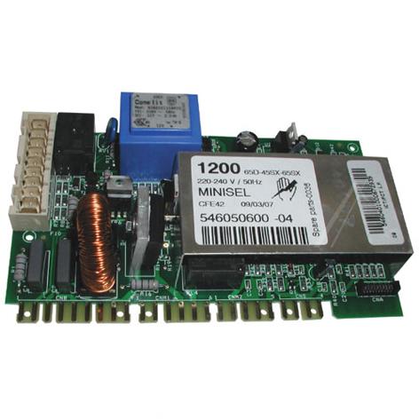 Модуль электронный, плата управления для стиральной машины Ardo 651017936 / 546083400 / 546083401