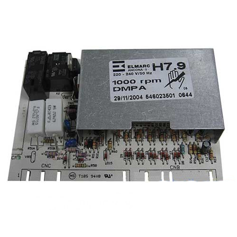 Модуль электронный, плата управления для стиральной машины Ardo A1033 651017549 / 546033501 / 546033500