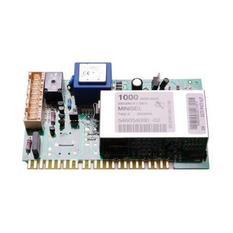 Модуль электронный, плата управления для стиральной машины Ardo TL 1010 MINISEL 651017707 / 546054000 / 546041900