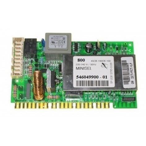 Модуль электронный, плата управления для стиральной машины Ardo 651017911 / 546080700 / 546080701