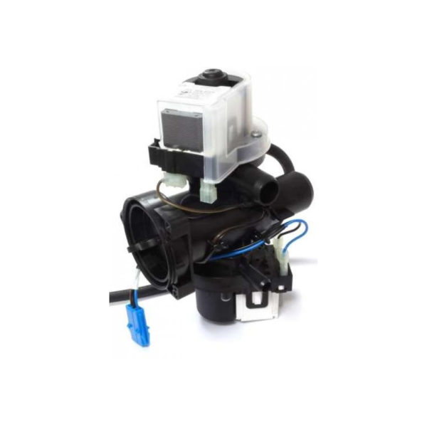 Сливной насос, помпа для стиральной машины в сборе с фильтром LG Direct Drive Inverter