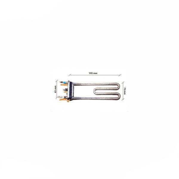 Нагревательный элемент (ТЭН) для стиральной машины Ardo 1800W 651016528