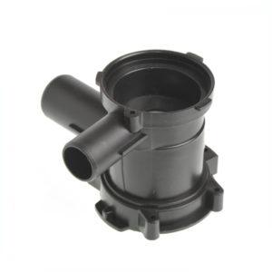 Корпус насоса с фильтром для стиральной машины BOSCH, SIEMENS 141874, 141896, 142370, 144484
