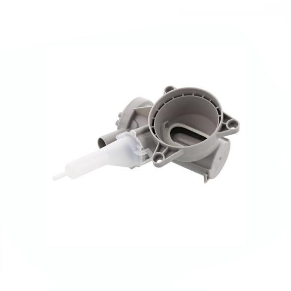 Корпус насоса с фильтром, сливной пробкой стиральной машины Electrolux, Zanussi, AEG 140048261048