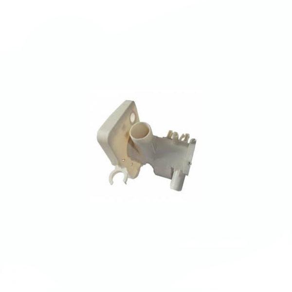 Корпус фильтра насоса, сливной пробки для стиральной машины Electrolux, Zanussi, AEG 1320715640
