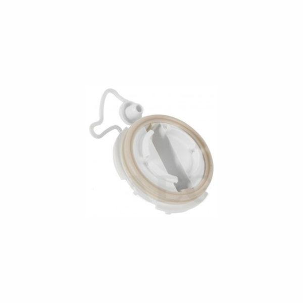 Крышка фильтра слива для стиральной машинки Electrolux, Zanussi, AEG 1323823037