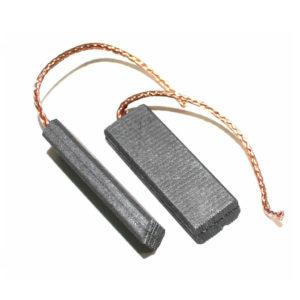 Угольные щетки ( угольки, угли) для электродвигателя стиральной машины 5х13,5х35 N52A_RUS