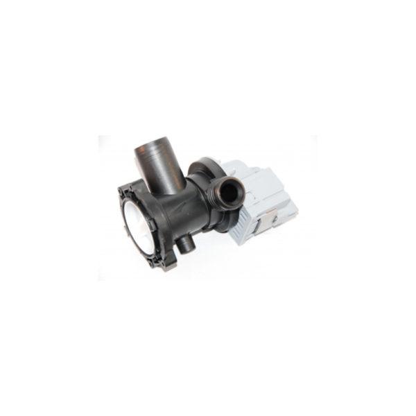 Помпа, сливной насос для стиральной машины Hotpoint-Ariston с улиткой и фильтром PMP007AR