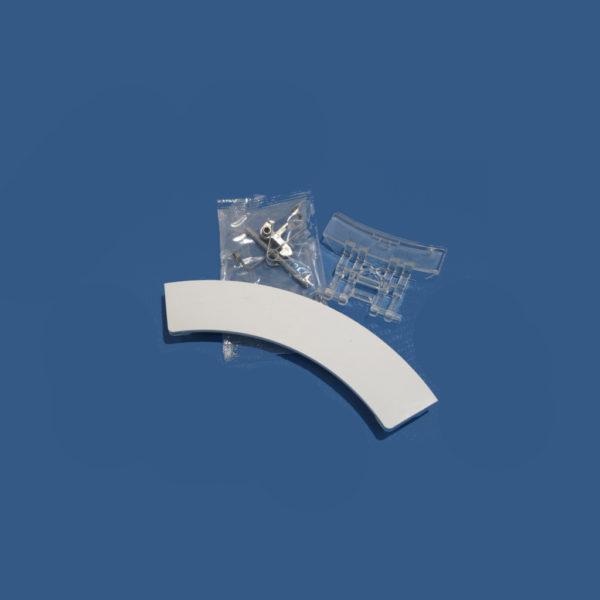 Ручка дверцы люка для стиральной машины Electrolux, Zanussi, AEG 4055177168